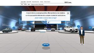 beon. Worldwide desarrolla la primera feria 100% virtual de BMW & MINI