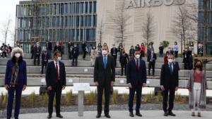 beon. Worldwide diseña un recorrido 'seguro' para la inauguración del nuevo Campus de Airbus