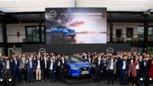 beon. Worldwide organiza el reencuentro seguro de Nissan Iberia