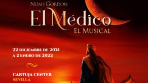 'El Médico' el musical inicia una nueva aventura y abre su gira nacional en diciembre
