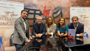 Zaragoza acogerá el estreno mundial del musical 'El tiempo entre costuras'